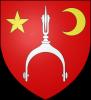 Blason de Oberhoffen-sur-Moder
