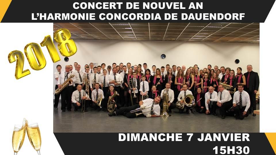 Concert de Nouvel An – Val de Moder