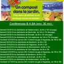 Conférences B.A BA du compostage