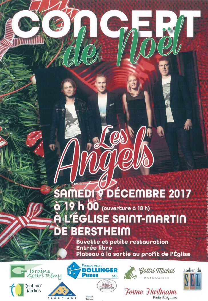 Concert de Noël – Berstheim