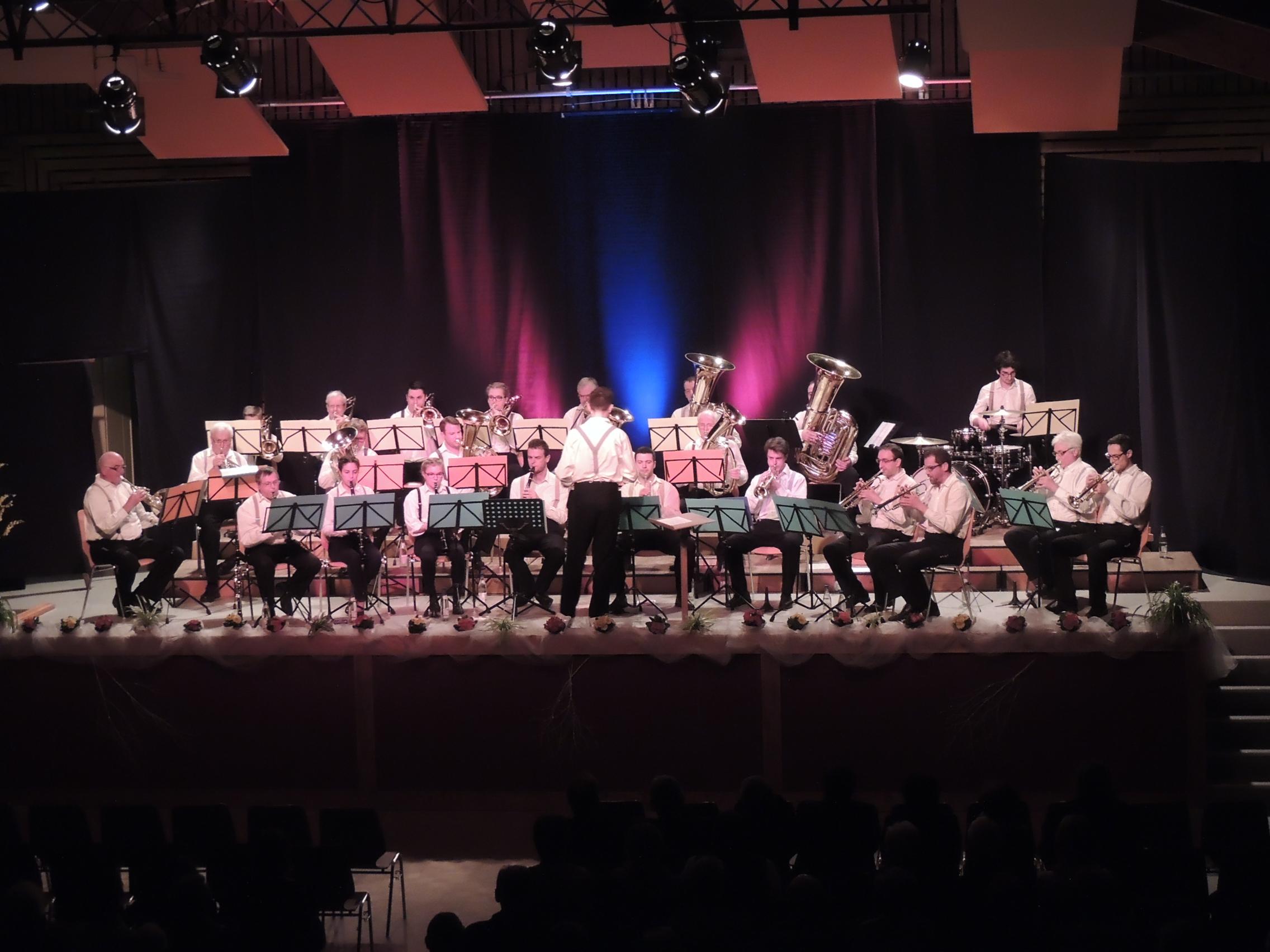 Concert de printemps de l'orchestre d'harmonie d'Engwiller