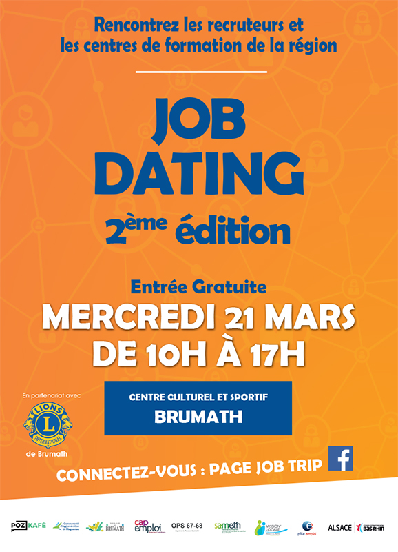 Job dating 2ème édition