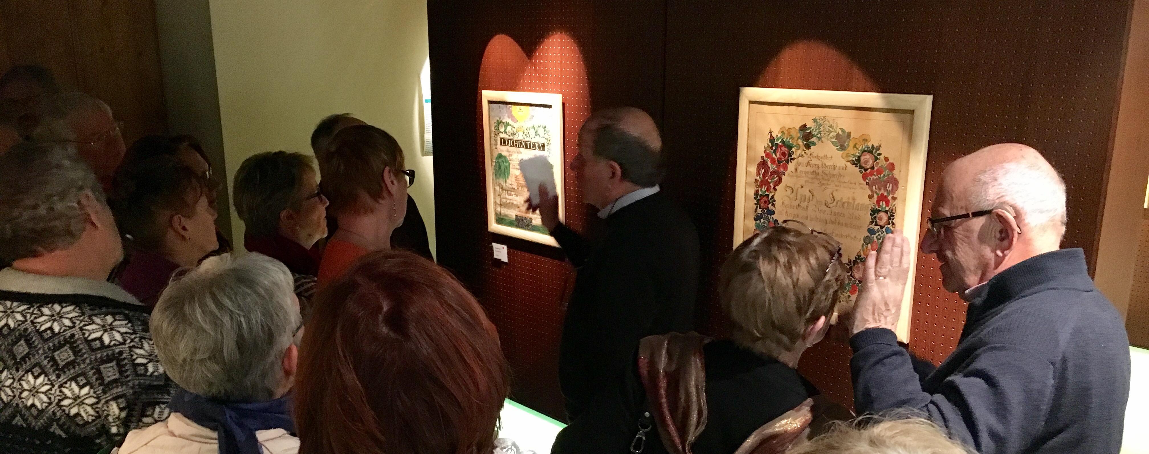 Visite «Coup de cœur» du guide – Musée de l'Image Populaire de Pfaffenhoffen
