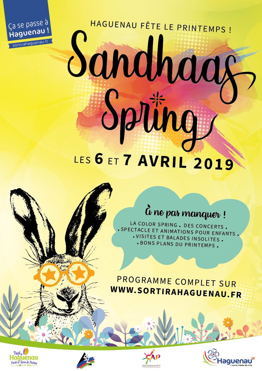 Sandhaas Spring