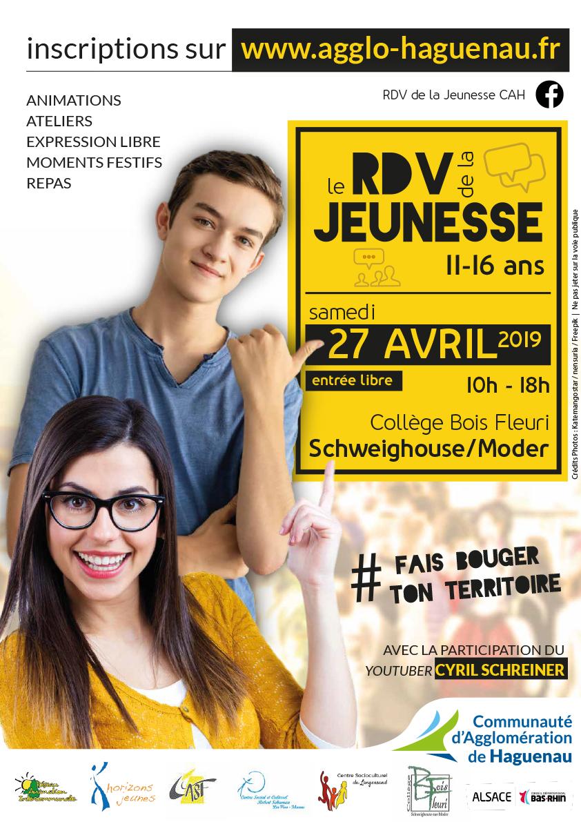 Le RDV de la Jeunesse