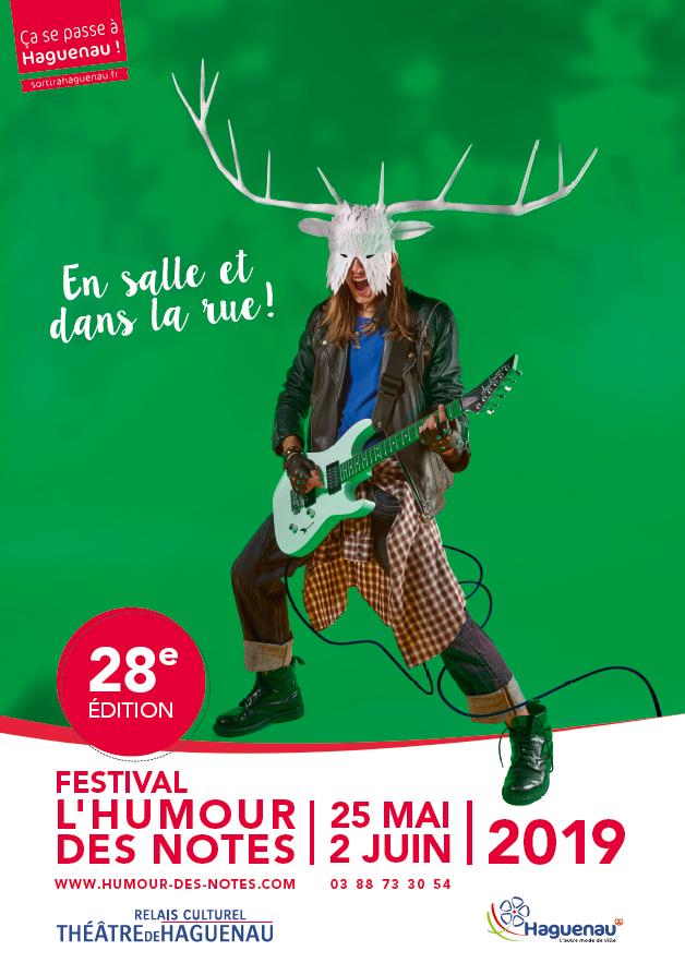 Festival l'Humour des Notes