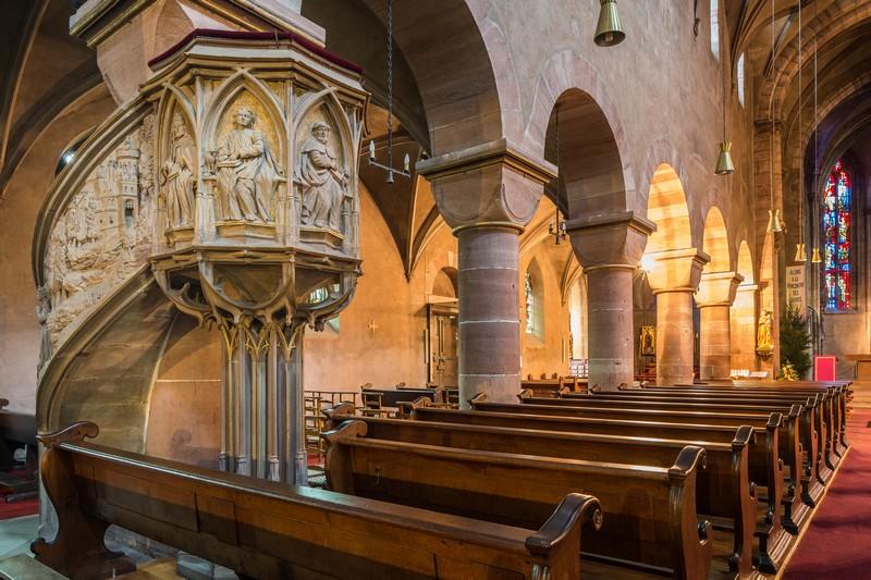 Les vendredis de l'Histoire : «750 ans des cloches de l'église St-Georges»