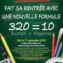 Nouvelle ligne RITMO Brumath > Haguenau