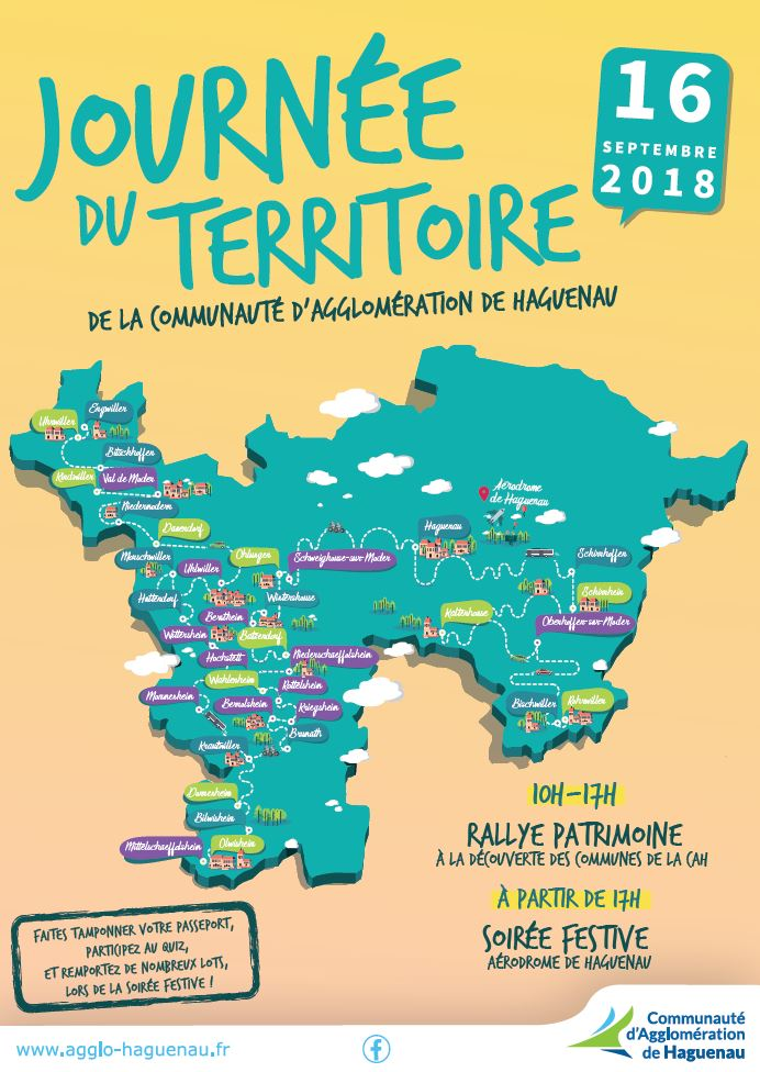 Journée du Territoire