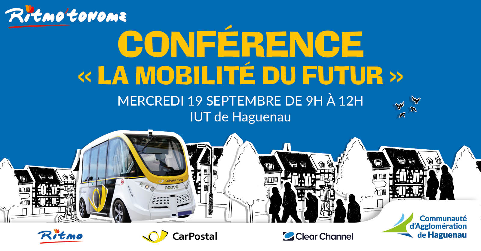 Conférence «Mobilité du futur»