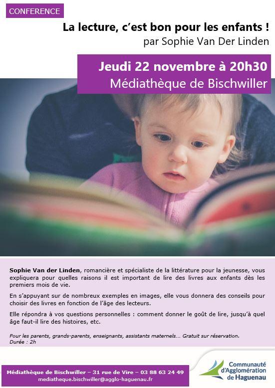 La lecture, c'est bon pour les enfants !