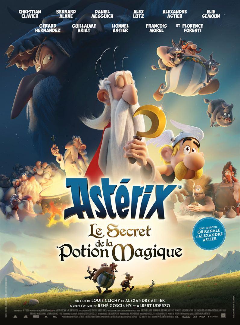 Astérix-Le secret de la potion magique