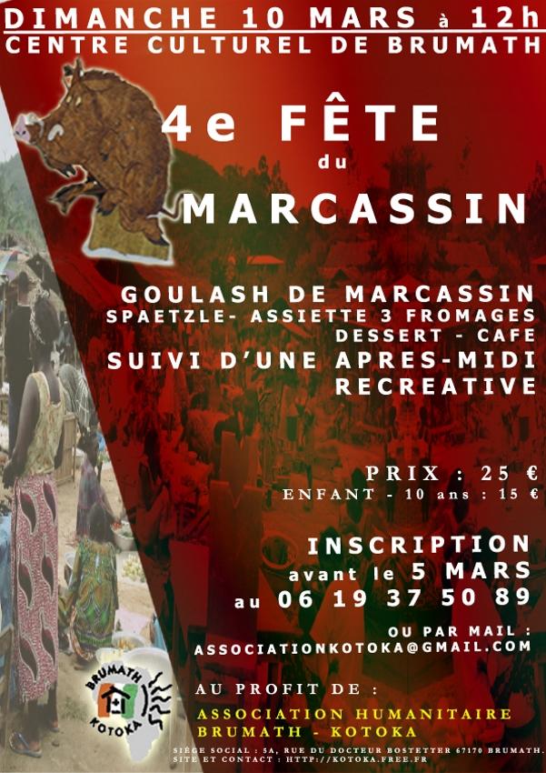 4e Fête du Marcassin