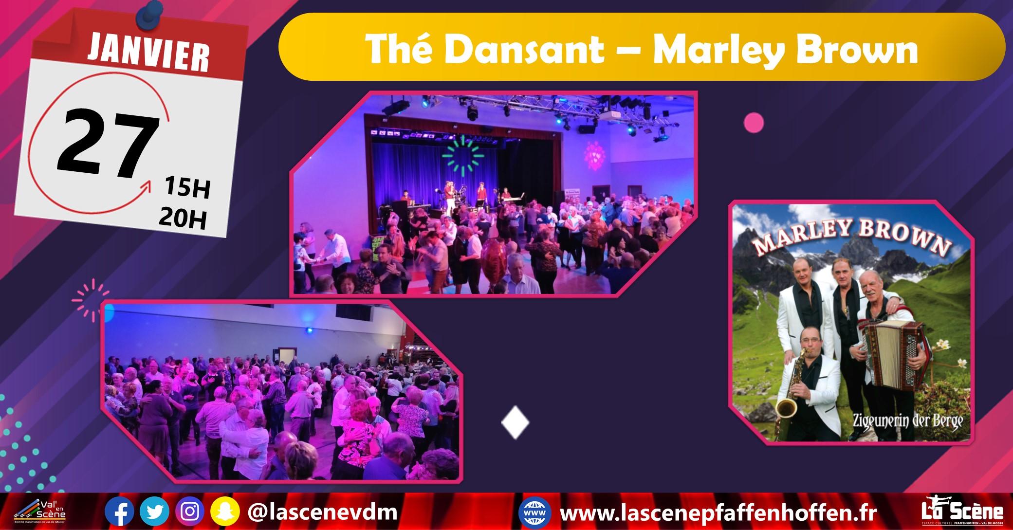 Thé Dansant – Marley Brown