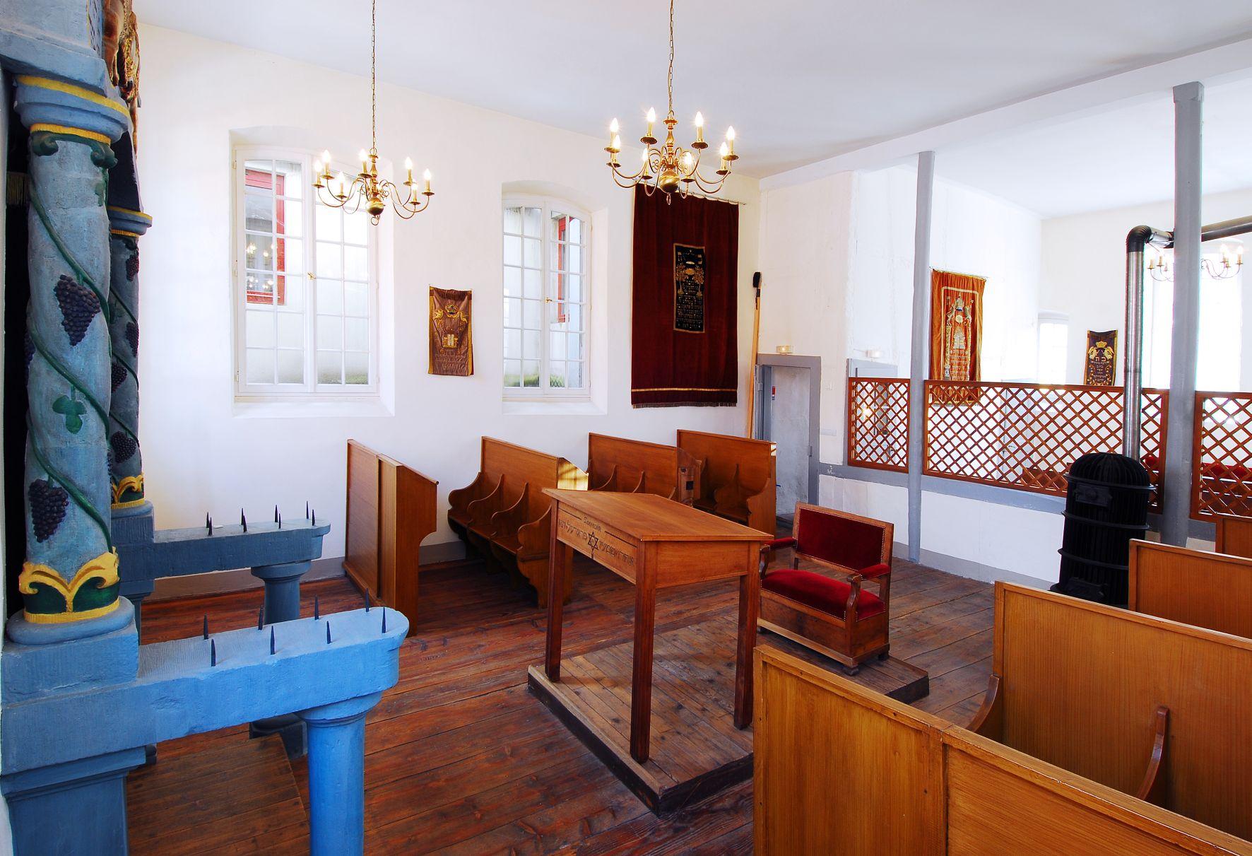 Visite guidée de la Synagogue de Pfaffenhoffen