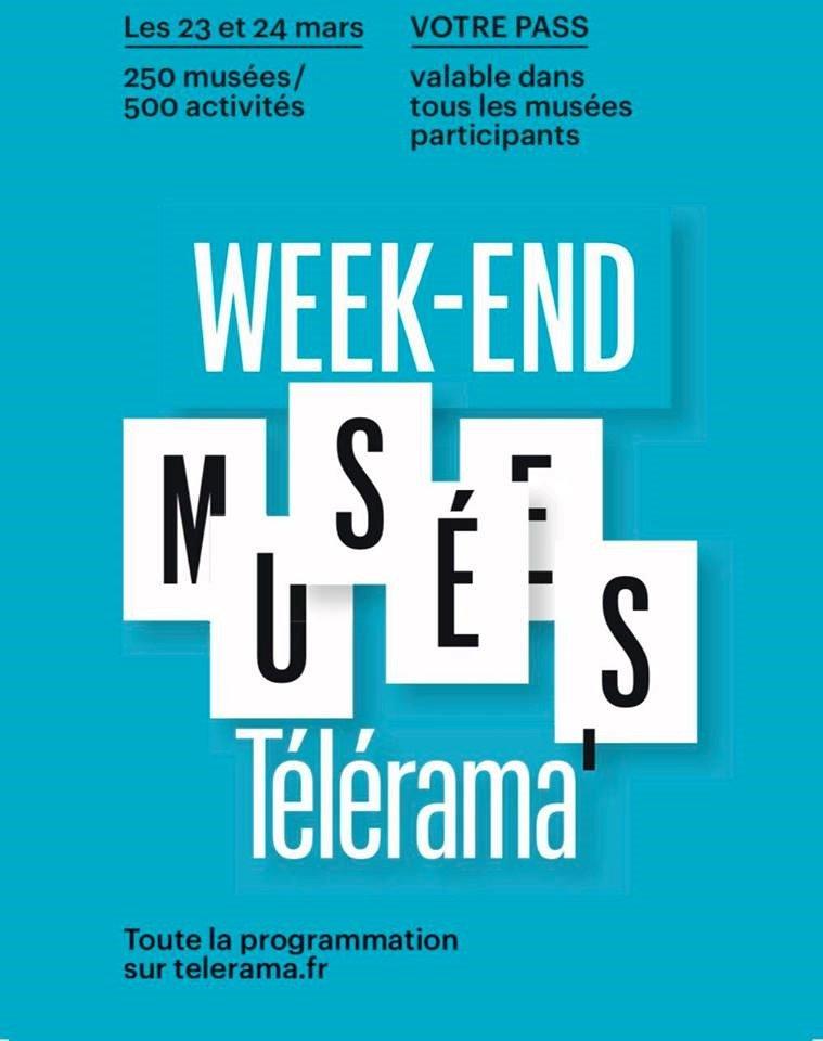 WEM 2019 – Week-end Télérama au Musée de l'Image Populaire