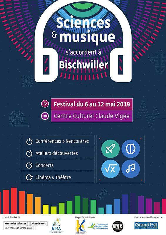 Festival Sciences et musique s'accordent à Bischwiller