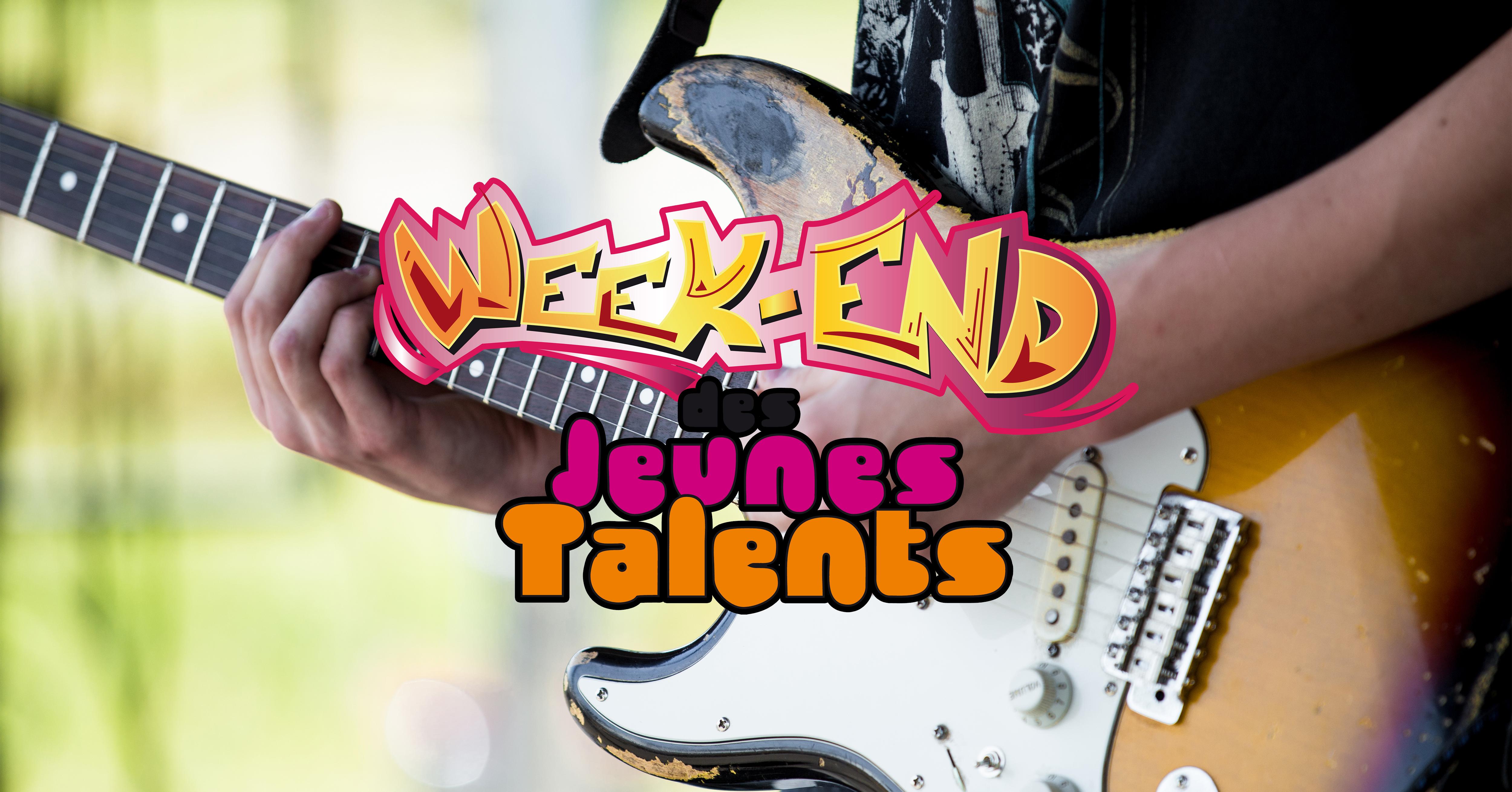 Week-end des Jeunes Talents 2019