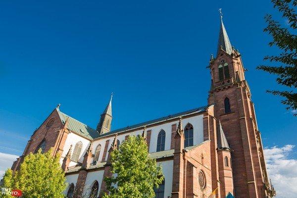 Visite guidée gratuite de la Basilique de Marienthal