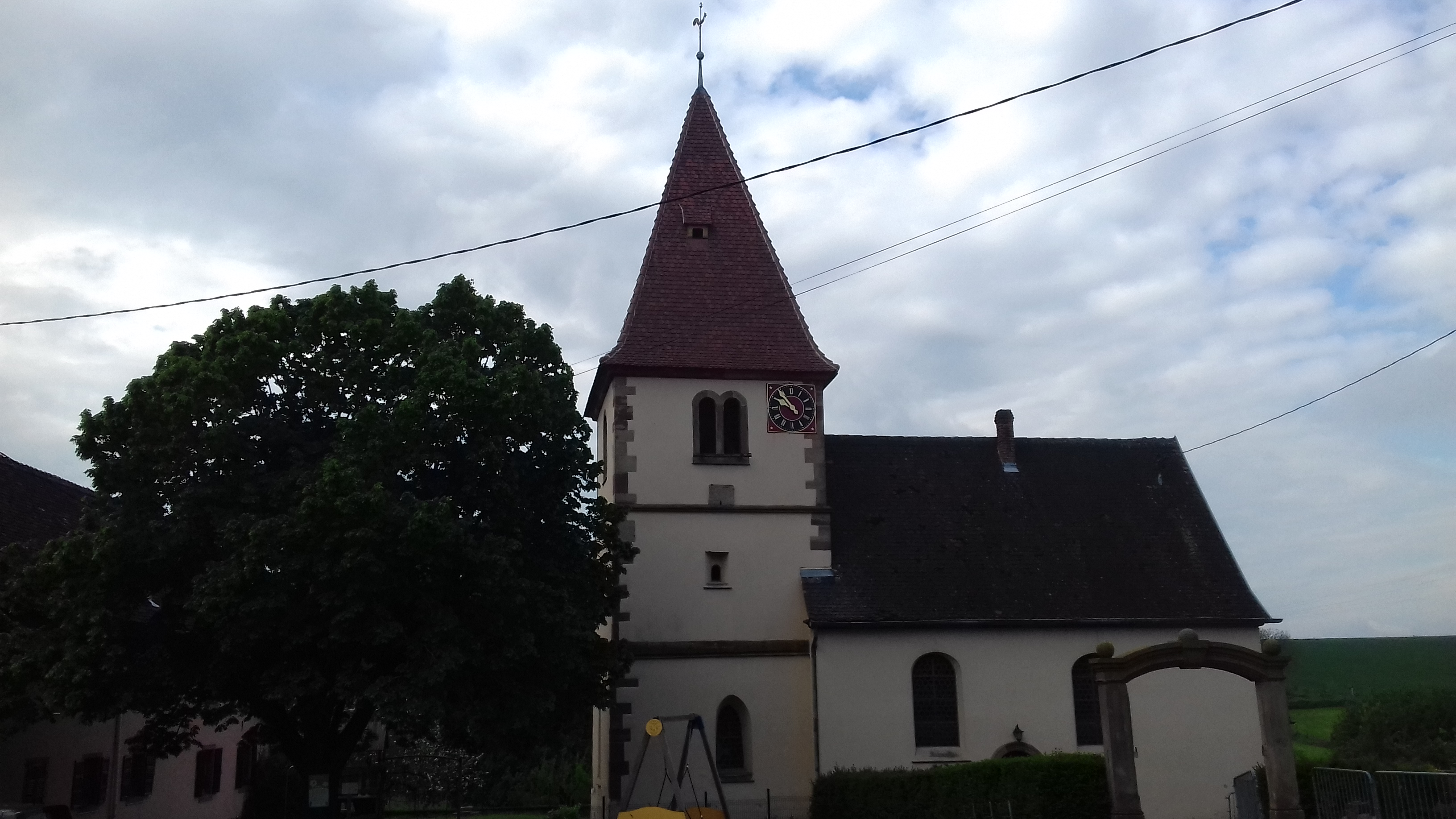 Nuit des églises à Olwisheim