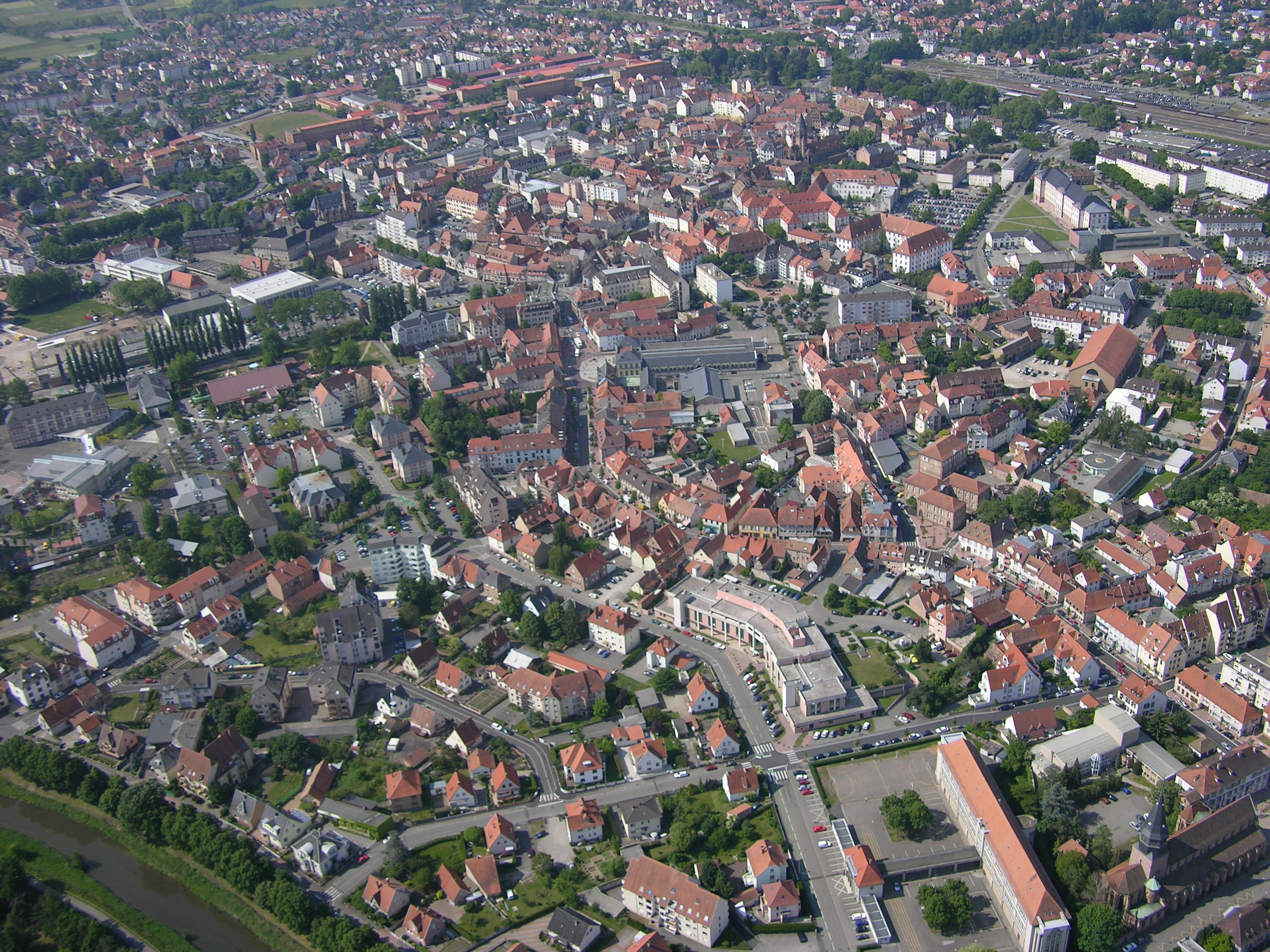 Visite guidée de Haguenau, ville de garnison