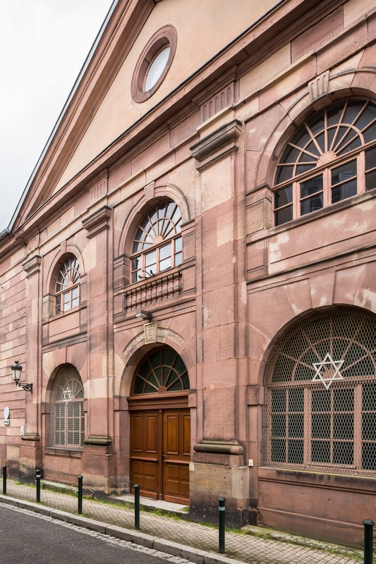 Visite guidée de la Synagogue de Haguenau