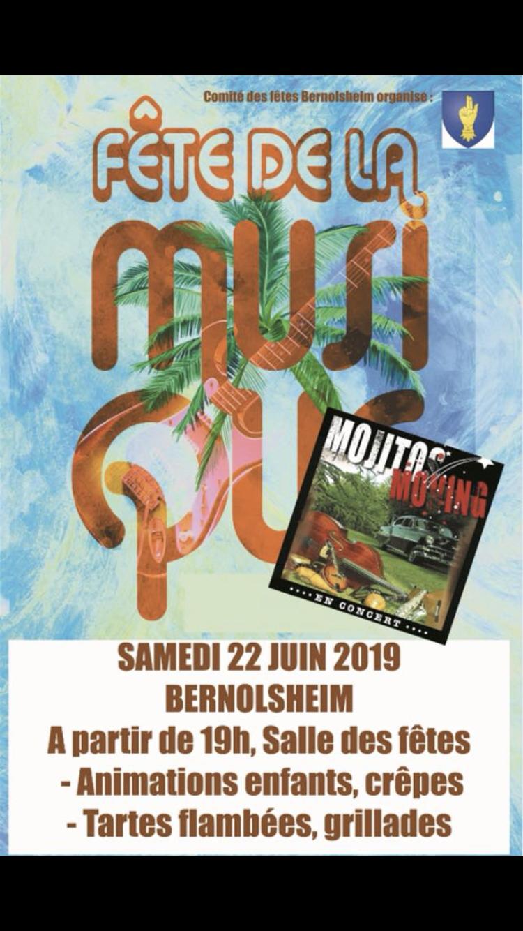 Fête de la musique Bernolsheim