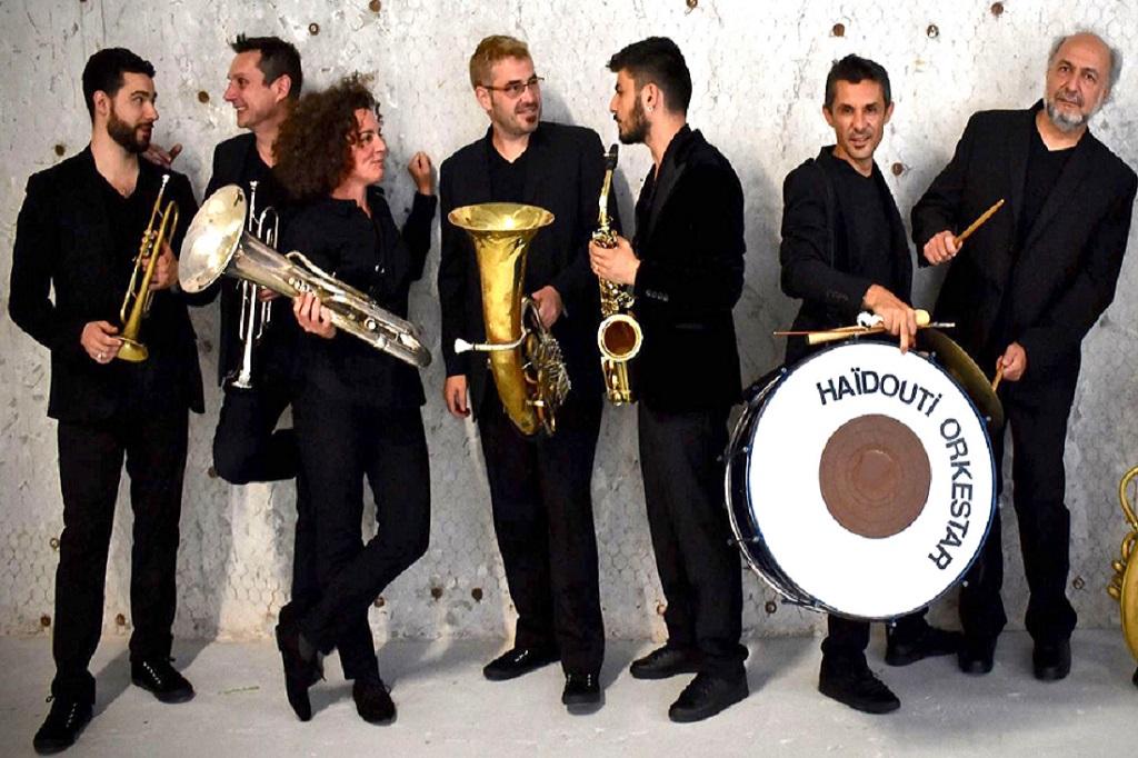 Haïdouti orkestar & Rana Gorgani