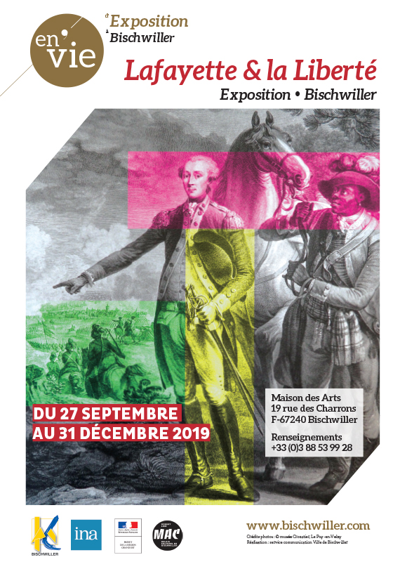 Exposition Lafayette et la Liberté