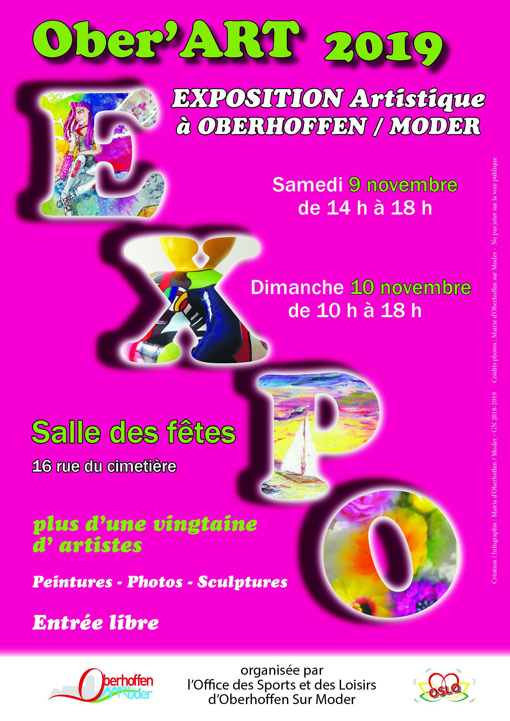 Exposition Ober'ART
