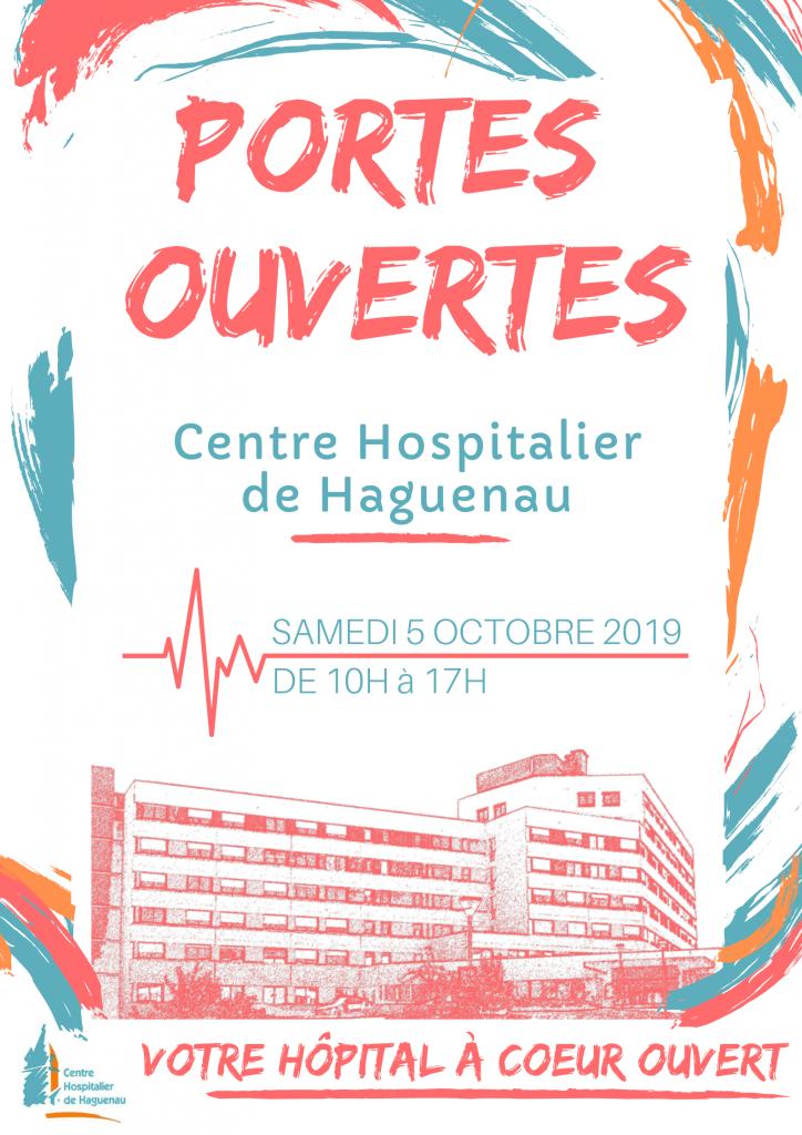 Journée Portes Ouvertes du Centre Hospitalier de Haguenau