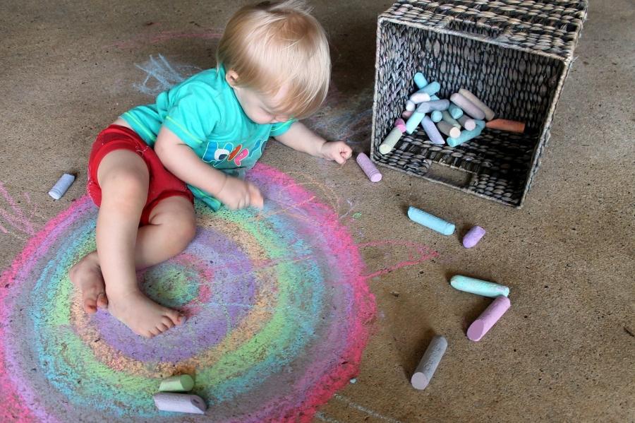 Déjà 20 ans ! – Atelier Crayeur de rue (enfants -3 ans)