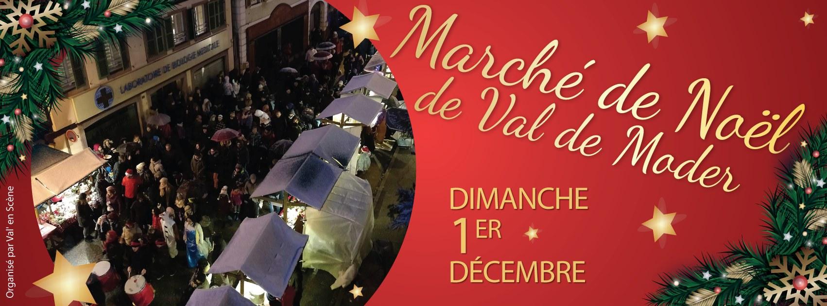 Marché de Noël de Val de Moder