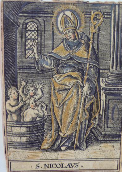 Conférence «Saint Nicolas en Alsace»
