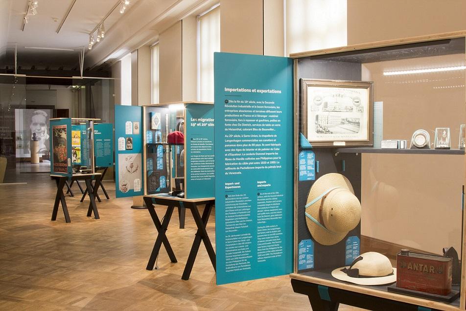 Visites guidées de l'exposition: D'ici et d'ailleurs