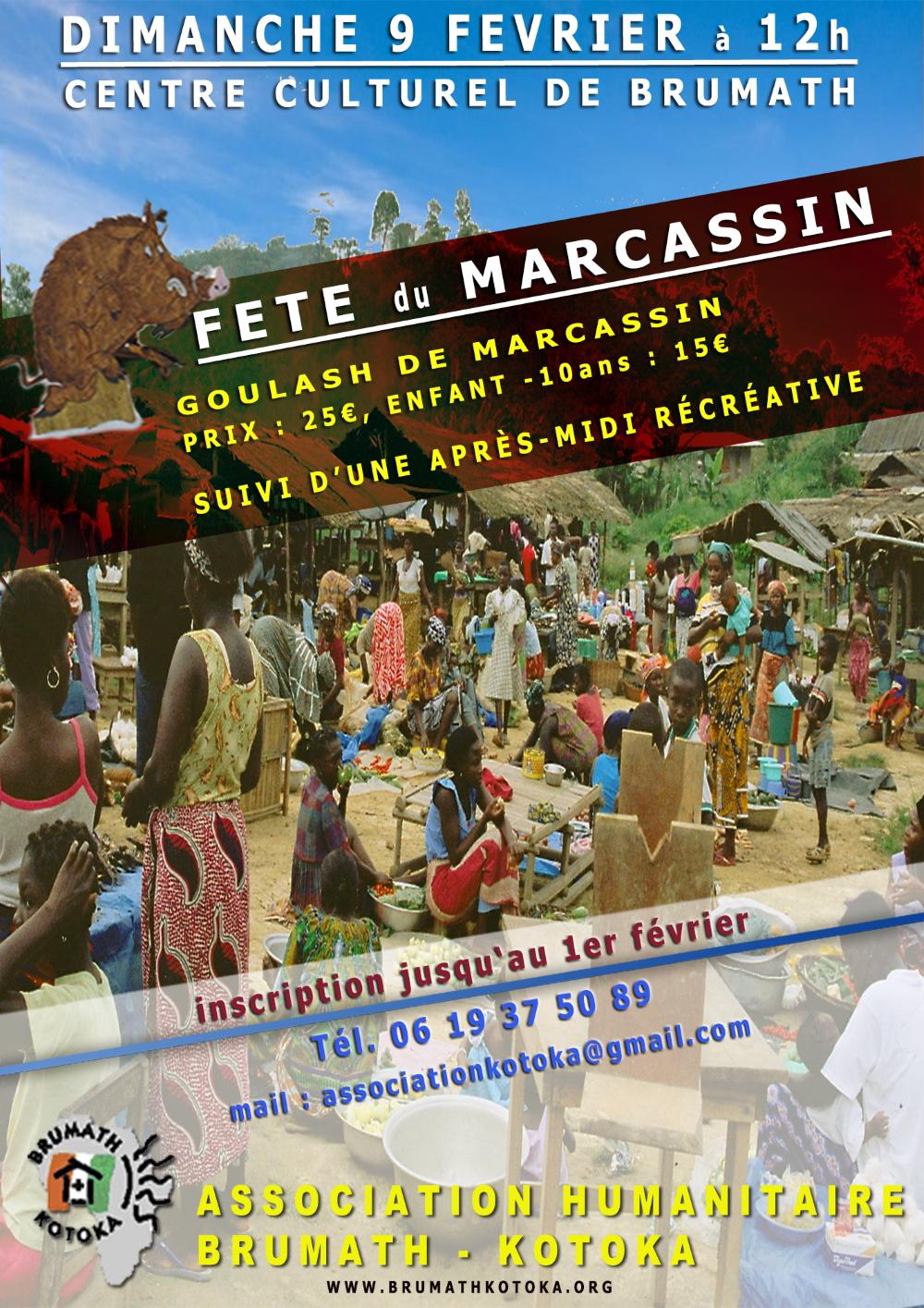 5e Fête du Marcassin