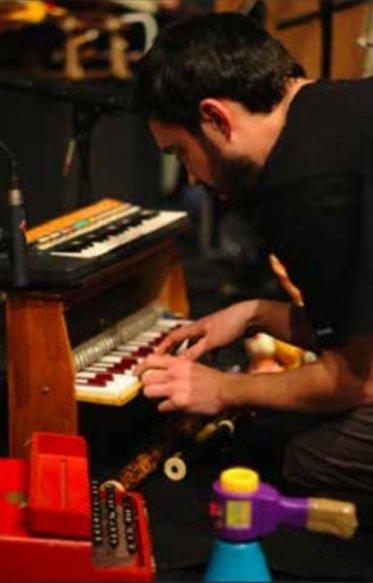 La Petite Fabrique de Jouets de Chapi Chapo et les petites musiques de pluie