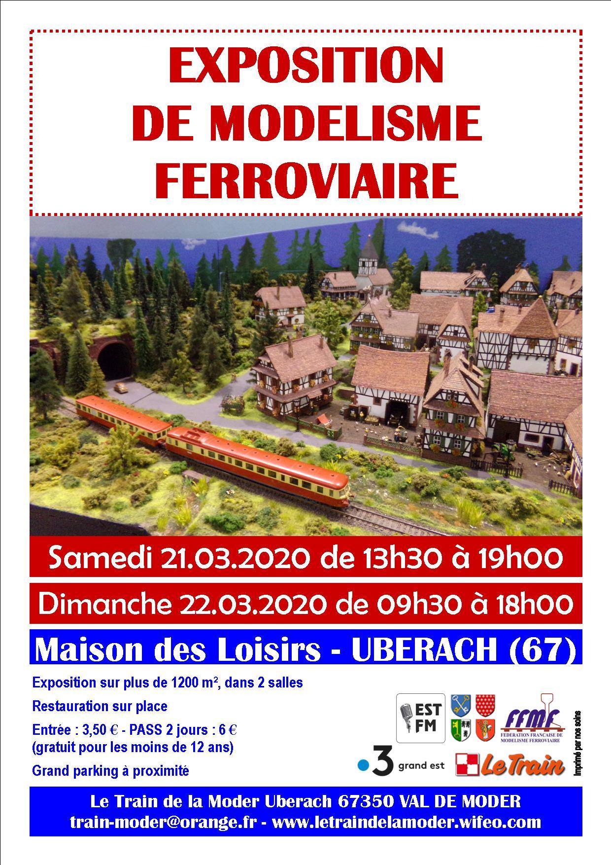 Exposition de Modélisme Ferroviaire