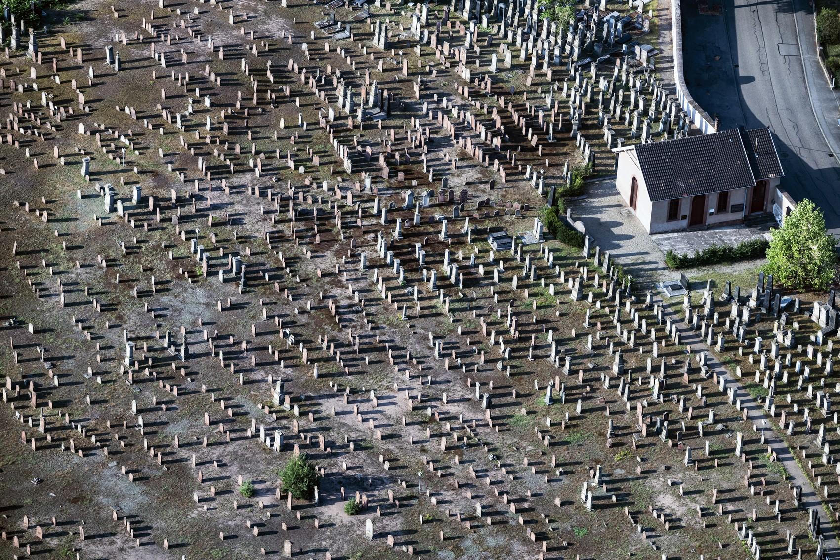 Visite commentée du cimetière juif