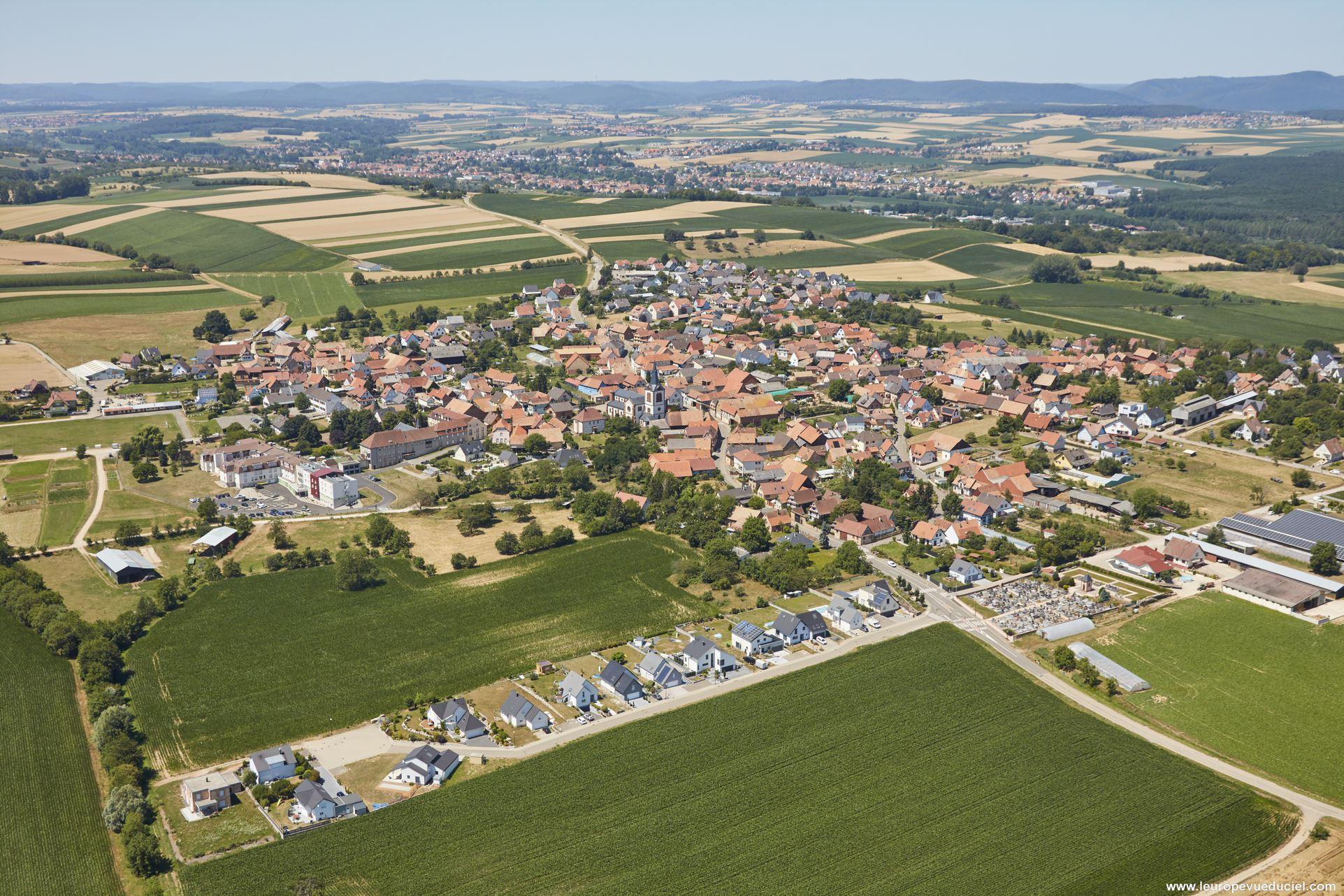 Visite guidée de Dauendorf