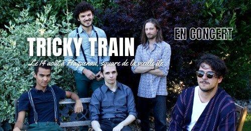 Tricky Train
