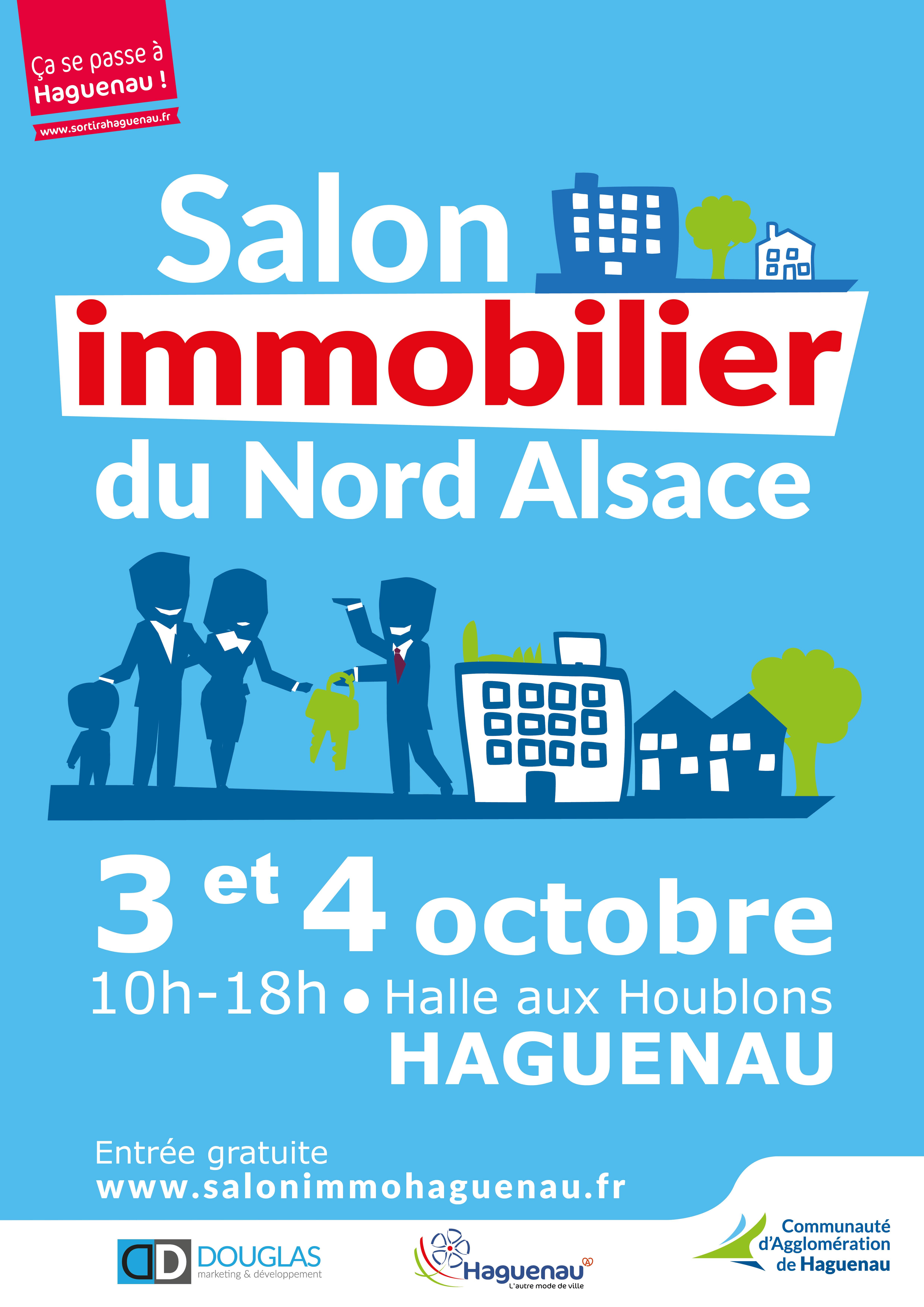 Salon Immobilier du Nord Alsace