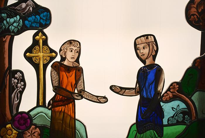 Nuit de la lecture : La veuve et le chevalier