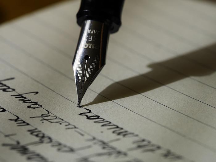 Sam'dit d'écrire