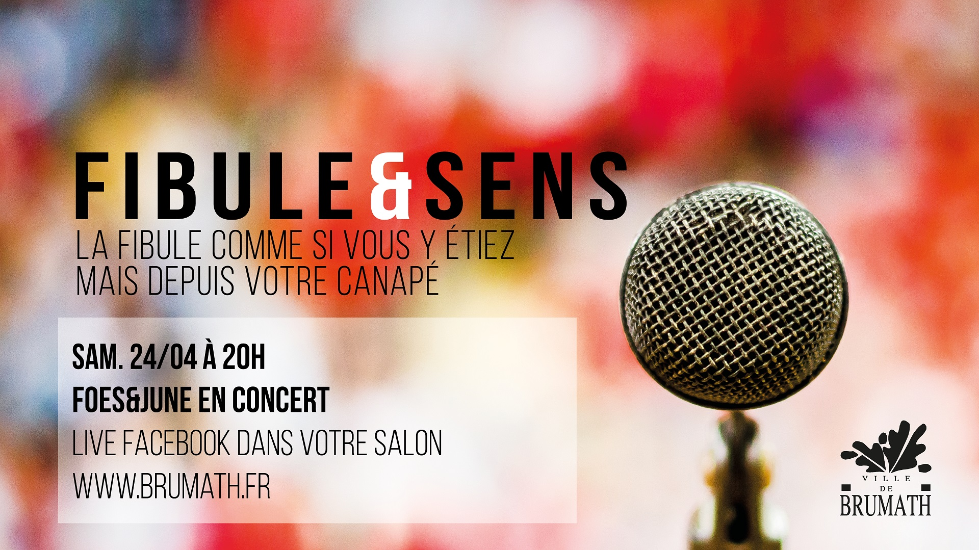 Fibule&sens : Foe&June en concert