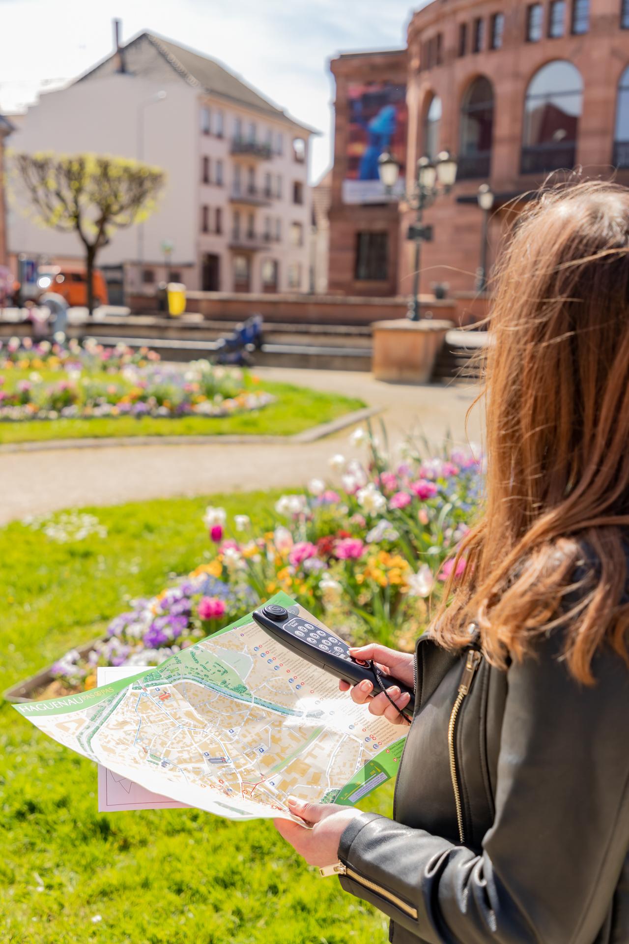 Audioguide à la découverte du patrimoine de Haguenau
