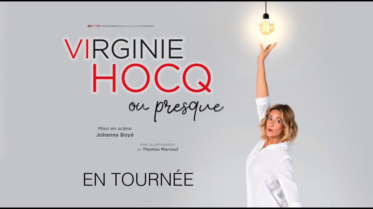 Virginie HOCQ en spectacle à Brumath !