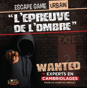 L'Épreuve de l'Ombre – Escape Game Urbain
