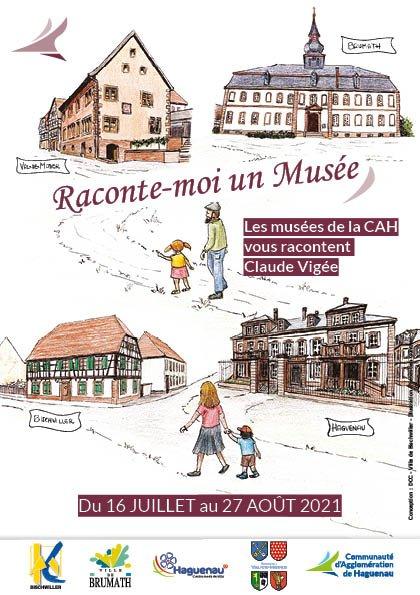 «Raconte-moi un musée !» : Festival des Musées de la CAH