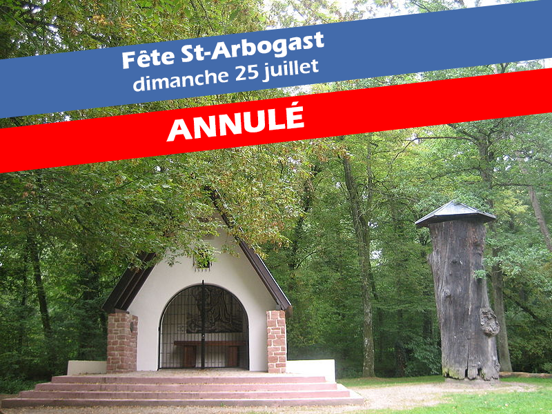 Fête St-Arbogast